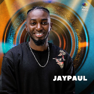 Former Big Brother Naija housemate, Jaypaul