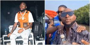 File photo: Davido brags about how much money he has made