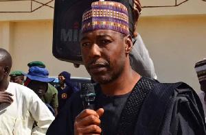 Governor Babagana Umara Zulum