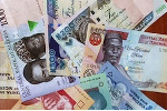 File photo: Ngeria's currency