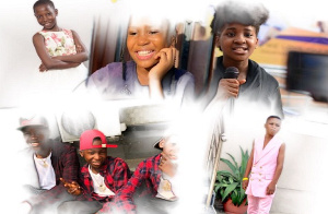 These young children rose to fame in Nigeria