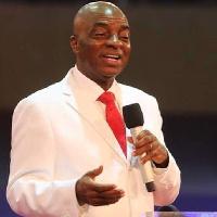Bishop David Oyedepo, Senior pastor of the Living Faith Church aka Winners Chapel