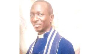The late Rev. Silas Ali