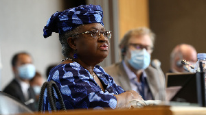 Okonjo-Iweala  is the only African left in the race