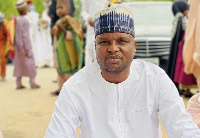 Nigeria's Deputy Commissioner of Police, Abba Kyari