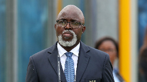 Nigeria Football Federation President, Mr. Amaju Melvin Pinnick