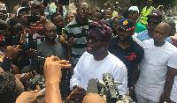 Governor Babajide Sanwo-Olu of Lagos State_Photo: Legit.ng