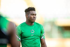 Newly invited Super Eagles forward, Taiwo Awoniyi
