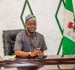 File photo: Governor Seyi Makinde