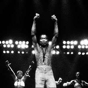 Fela was born to day in 1938