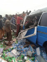 FILE PHOTO: Scene of an accident