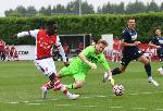 Balogun scores, Okonkwo in goal as Arsenal thrash Millwall to claim first win in pre-season