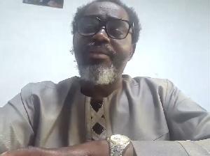 Chukwuemeka Nnaji is the president of the Nigeria Union of Traders Association of Ghana