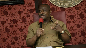 Nyesom Wike - Rivers State Governor