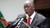 President Magufuli