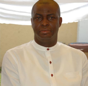 MFM Director of Sports, Godwin Enakhena