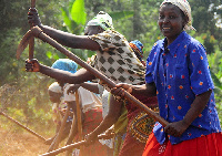 Women encounter a host of obstacles to owning land in 40 percent of countries