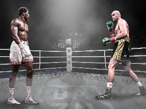 Mike Tyson targets Anthony Joshua in charity bout