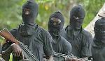 File photo of some gunmen