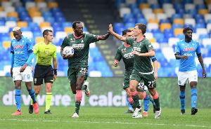 Super Eagles 2018 World Cup striker Simy Nwankwo
