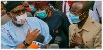 Adams Oshiomhole has revealed three factors that will help Governor Rotimi Akeredolu win