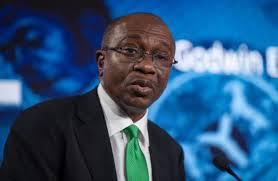 Governor, CBN, Godwin Emefiele