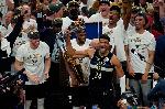 Oshoala, Lukaku celebrates Giannis' NBA title