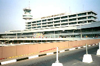 Murtala Muhammed International Airport, Lagos, Nigeria