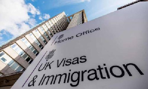 The UK Visas and Immigration
