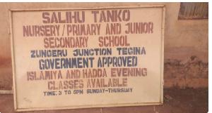 Salihu Tanko Islamiyya School