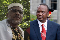Kenya has been accused of arresting and extraditing Nnamdi Kanu