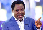 Reactions as TB Joshua's Emmanuel TV suspended from YouTube