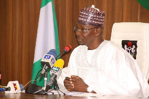 Governor of Nasarawa State, Abdullahi Sule