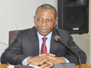 Anthony Ayine, Auditor-General for the Federation