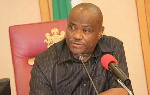 'I am not against anybody agitating but it shouldn't be violent' - Governor Wike