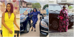 These celebrities have acquired cars for themselves