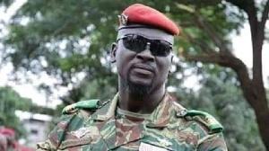 Guinea Coup Leader, Col Mamady Doumbouya