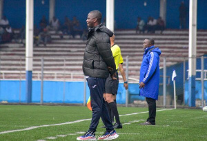 Fatai Osho confirmed as the new head coach of Rivers United