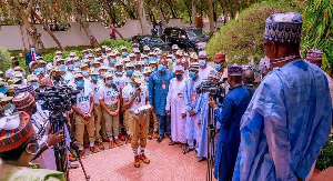 President Buhari commiserated with the families of the deceased