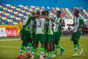 The Super Eagles will face the Central Africa Republic this week