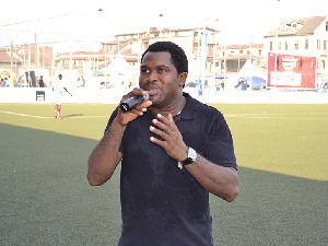 Emmanuel Babayaro, ex-footballer