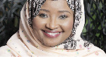 Weeks after daughters wedding, Kebbi First Lady still dancing