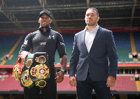 Heavyweight champion, Anthony Joshua will defend his three world titles against Kubrat Pulev