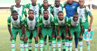 The Golden Eaglets at WAFU B Afcon qualifying tournament