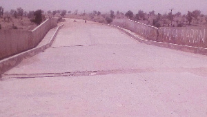 Adamawa road uncompleted after 12 years