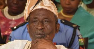 Alani Bankole, the father of former Speaker of the House of Representatives, Dimeji Bankole.