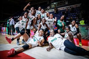 D'Tigress team