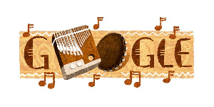Musical Google doodle celebrates mbira, Zimbabwe's national instrument