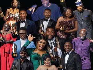 AMVCA celebrities