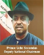 Prince Uche Secondus